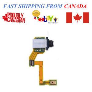 Sony Xperia Z5 Headphone Audio Jack flex Cable E6603 E6653