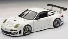 1/18 AUTOart - 2010 Porsche 911 GT3 RSR Plain Body Version White - weiss