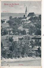 AK Gruss aus St. Ulrich bei Steyr,  Oberösterreich   (C54)