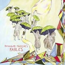 FREE US SHIP. on ANY 3+ CDs! ~Used,Good CD Immaculate Machine: Fables