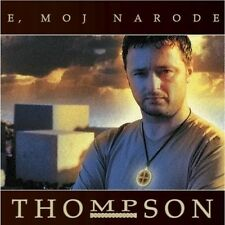 Marko Perkovic Thompson E Moj Narode CD NEW