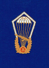 DDR, PARA WING, EAST GERMANY, POCKET PATCH