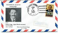 1980 GULFSTREAM Aircraft 947 Training Flight S. Griggs Ed Mendenhall La Rose