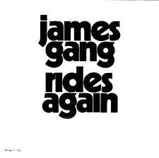 JAMES GANG Rides Again CD 1987 Joe Walsh MCA