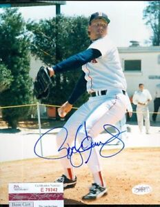 Roger Clemens Early Signed 8x10 Photo Jsa Autograph