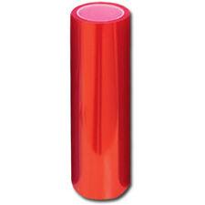 "12x24"" RED Overlays Taillight TINT Vinyl Film Smoke JDM EDM Roll REDOUT Wrap"