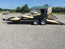 Trailer Sure Tilt, Powder Coated, Heavy Equipment, Flatbed, Utility
