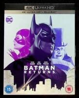BATMAN - RETURNS - IL RITORNO 4K ULTRA HD + BLU-RAY EDIZIONE UK D205012