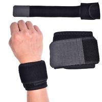 Weight Lifting Wrist Wraps Fitness Training Gym Exercise Bandage Straps AB