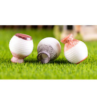3pcs Miniature Delicate Vase Micro Scenary Landscape Ornaments Home Decor