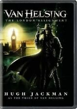 Van Helsing The London Assignment (Dvd 2004) Prequel to Van Helsing ~ New Sealed