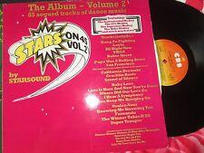 Starsound – Stars On 45 - The Album - Volume 2 CBS – CBS 85181 Vinyl LP Album