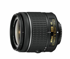 Nikon AF-P DX NIKKOR 18-55mm f/3.5-5.6G VR Lens for Nikon DSLR Cameras white box
