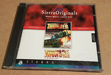 Silent Thunder A-10 Tank Killer 2 - PC CD ROM - Original 1996 Win 95 PC Game