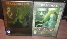 Frankenstein, The Bride Of, The Mummy & Creature From The Black Lagoon (DVDs)