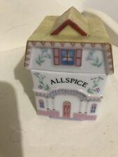 1989 Lenox Spice Village-Allspice