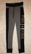 Victorias Secret VS PINK Bling Campus Legging With Pockets Size XS