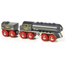 BRIO 33697 Speedy Bullet Train for Wooden Train Set