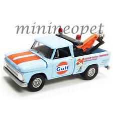 JOHNNY LIGHTNING JLCP7038 1965 CHEVROLET GULF 24 hrs SERVICE TOW TRUCK 1/64 BLUE