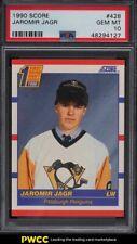 1990 Score Hockey Jaromir Jagr ROOKIE RC #428 PSA 10 GEM MINT