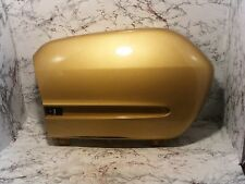06 01 10 HONDA GL1800 GOLDWING factory r/s saddle bag lid champagne aoh00530