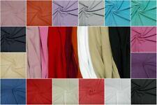Tessuto maglina jersey elasticizzata poliestere vendita riferita a cm. 50 x 150