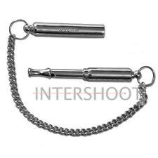 Acme 535 Silent Dog Whistle, Gundog Training Aid, Brass