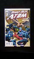 Giant-Size Atom Ft. Hawkman One Shot High Grade Comic Book RM3-72