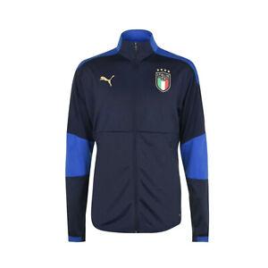 PUMA Italy 2020/2021 Training Jacket 757215 04 Men's Size XL