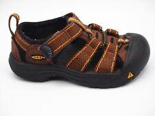 Nazo Boys Open Toe Canvas Sandals Made in Poland