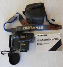Olympus AZ-300 Super Zoom 35mm AF Electric Flash Camera 38mm- 105mm#p80