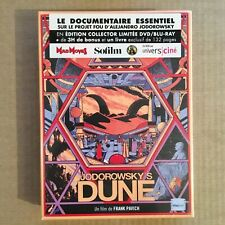 JODOROWSKY'S DUNE Blu Ray + DVD + Livre 132 Pages Collector Édition Limitée