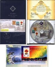 Hong Kong stamps and HK postal history CD ROM*=