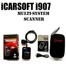 iCarsoft i907 Multi System Scanner OBD2 ODBII Diagnostic tool For Renault Dacia