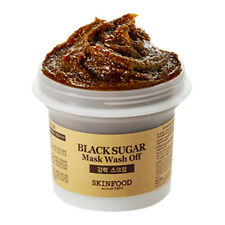 SKINFOOD [Skin Food] Black Sugar Mask 100g Free gifts Renewal