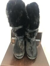 oscar sport fur boots 40