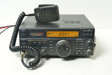 Yaesu FT-840 Transceiver, DC Power Cord, Manual, Microphone, Connectors & Extras