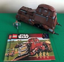 LEGO Star Wars Trade Federation MTT 7662 - Excellent Condition - 100% Complete