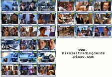 Die another Day - James Bond movie storyboard Trading cards 007