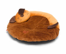 Donut Puppy Dog Bed Soft Little Petface Sleepy Head Plush Cushion Bedding 23""