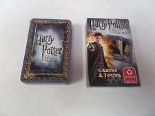 jeu de 52 cartes Harry Potter et le prince de sang-mêlé Cartamundi