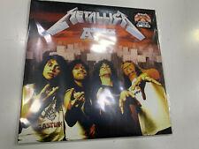 METALLICA 2 LP ARDSCHOK HOLLAND 08/02/1987