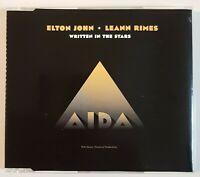 ELTON JOHN & LEANN RIMES / AIDA  (EP - YOUR SONG (LIVE at THE RITZ)) ♦ CD-MAXI ♦