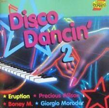 Disco Dancin' 2 (BMG/AE, 1991) Eruption, Boney M., Amanda Lear, Gilla, Pr.. [CD]