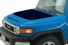 Custom Vinyl Decal Blackout Hood Wrap for Toyota FJ Cruiser 07-14 Matte Black