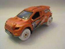 Matchbox Orange Quick Sander Medic, dated 2008 (EB8-56)