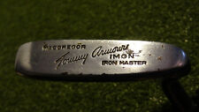 "MacGregor Tommy Armour IMGN Gooseneck Putter RH 34"" Leather Grip (RR2345)"