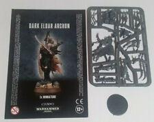 Warhammer 40k Drukhari Dark Eldar Archon Bits