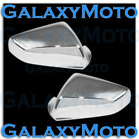 10-14 Buick Lacrosse La crosse Triple Chrome Mirror Cover 1 Pair Trims 2010-2014