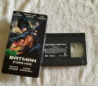 Batman Forever VHS Video Tape Movie 122 min 1995
